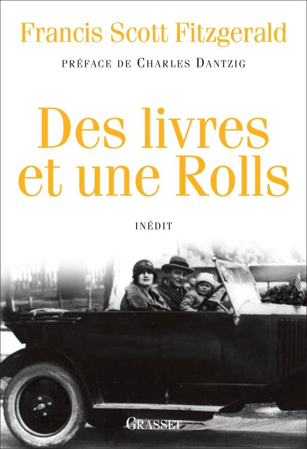 Des livres et une Rolls