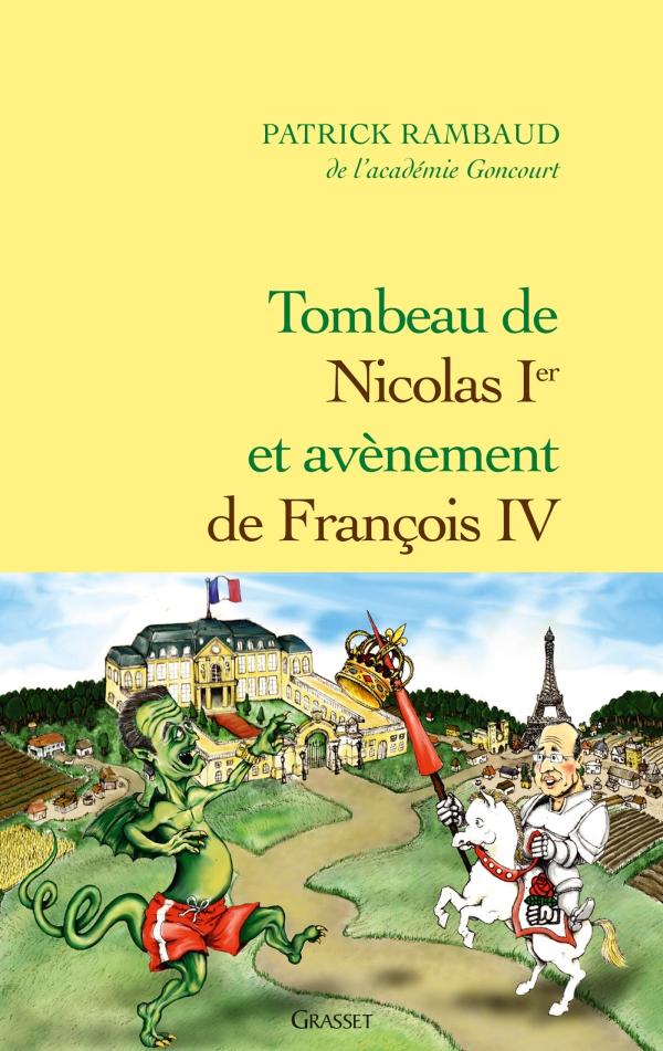 Tombeau de Nicolas Ier, avènement de François IV