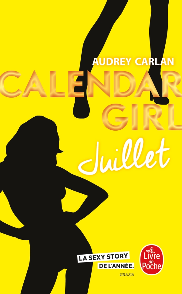 Juillet (Calendar Girl, Tome 7)