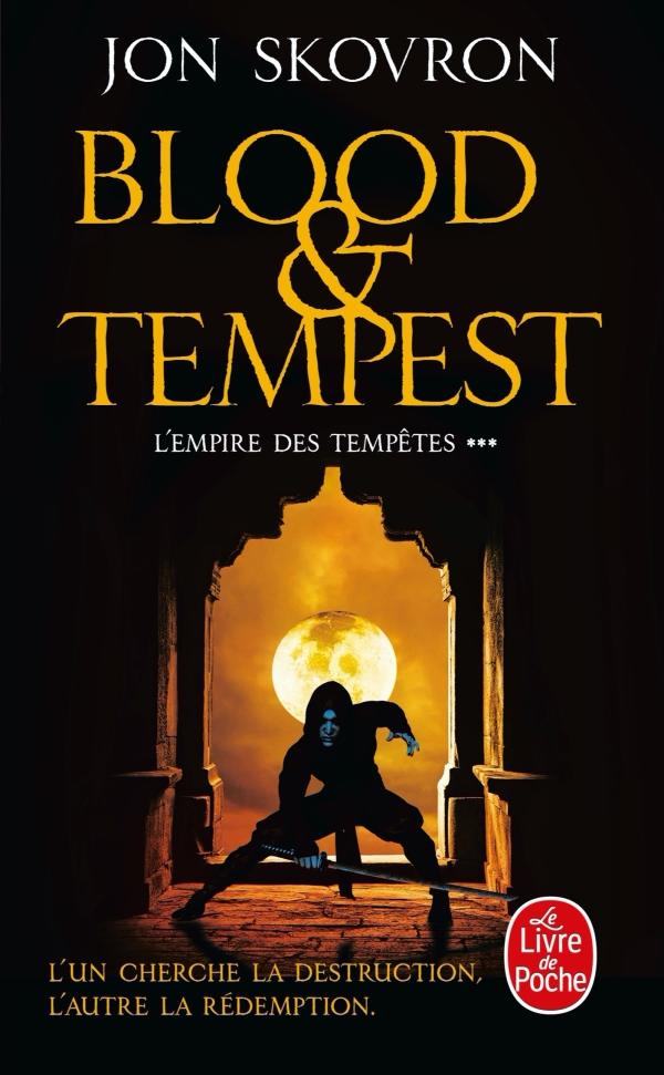 Blood and Tempest (L'Empire des tempêtes, Tome 3)