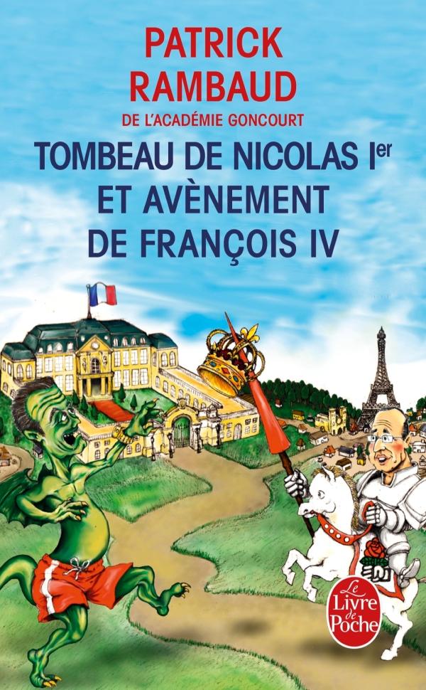 Tombeau de Nicolas 1er et avènement de François IV
