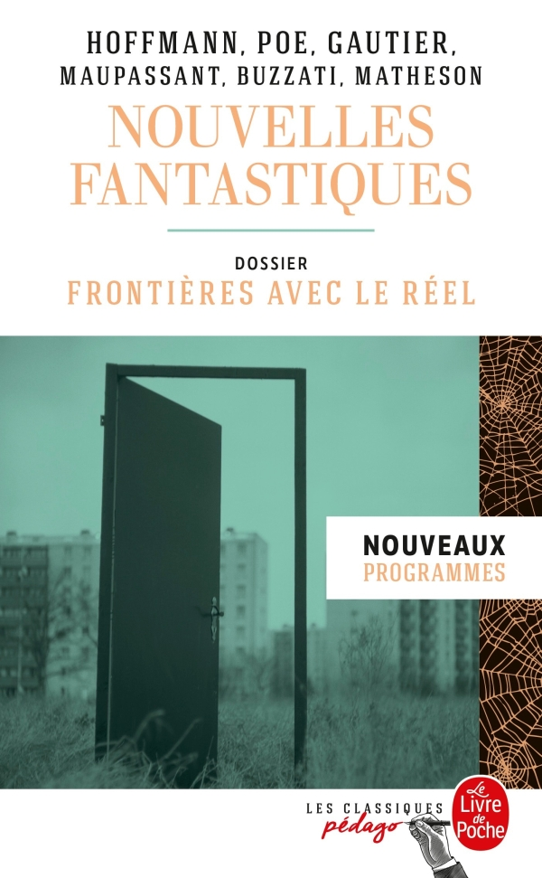 Nouvelles fantastiques (Edition pédagogique)
