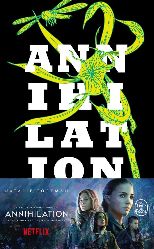 Annihilation (La Trilogie du rempart sud, Tome 1)