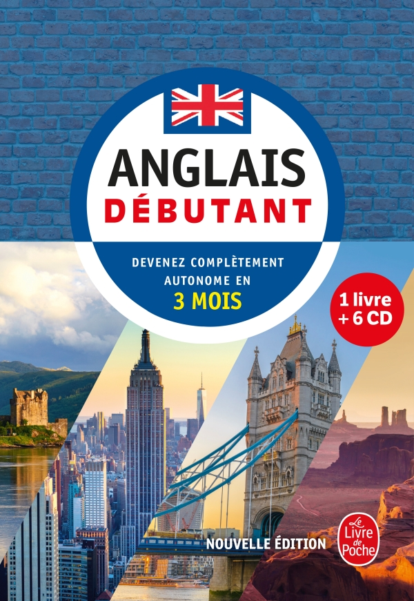 Anglais Debutant Nouvelle Edition Livre Cd