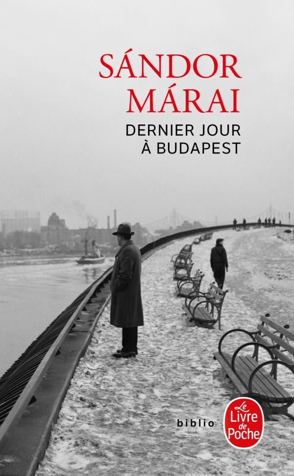 Dernier jour à Budapest
