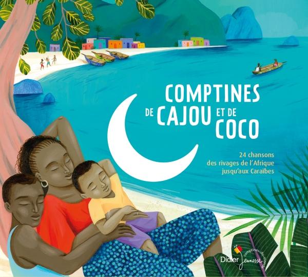 Comptines de cajou et de coco (CD)