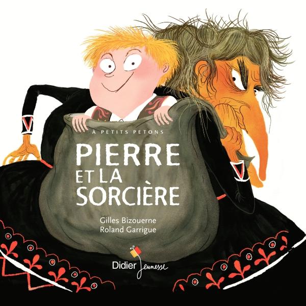 Pierre et la Sorcière - poche