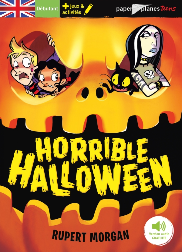 Horrible Halloween Livre Mp3
