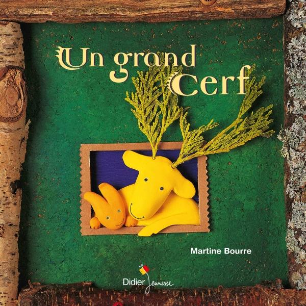 UN GRAND CERF - Géant