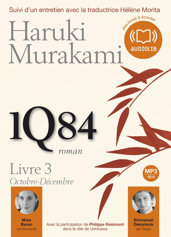1Q84 Livre 3