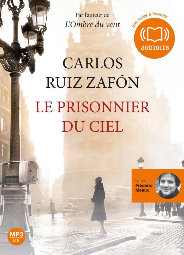 Le Prisonnier du ciel - Le Cimetière des Livres oubliés 3