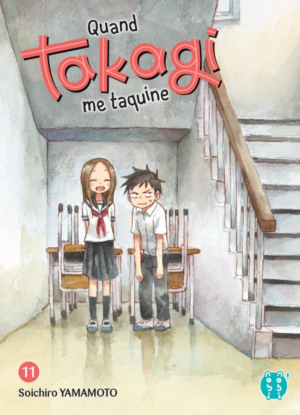 Quand Takagi me taquine T11
