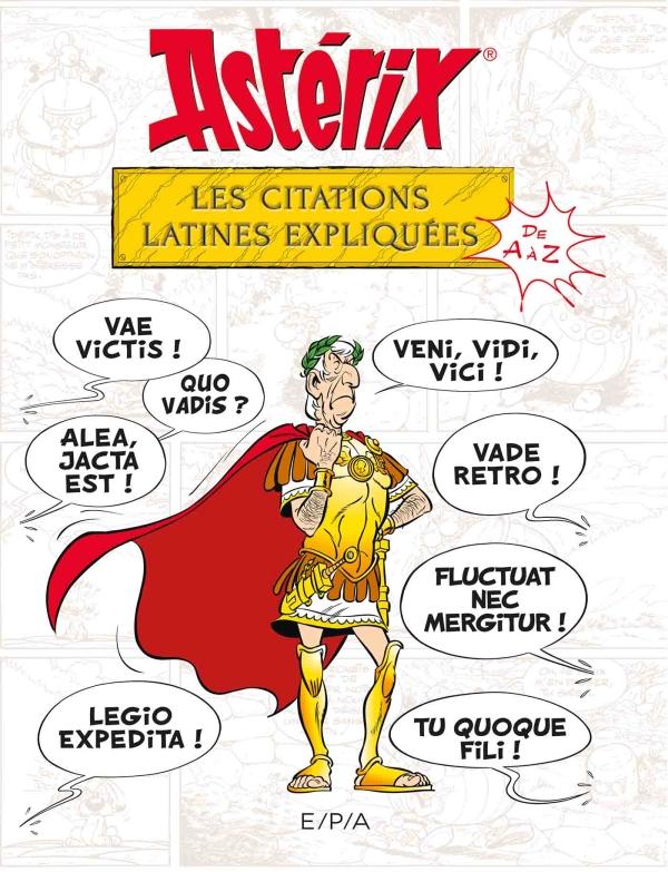 Astérix - Les citations latines expliquées