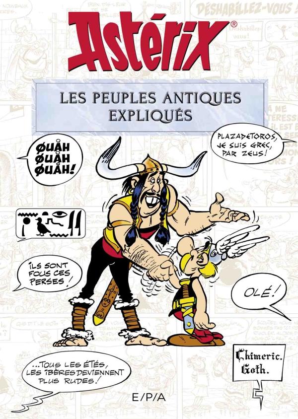 Astérix, les peuples de l'Antiquité expliqués