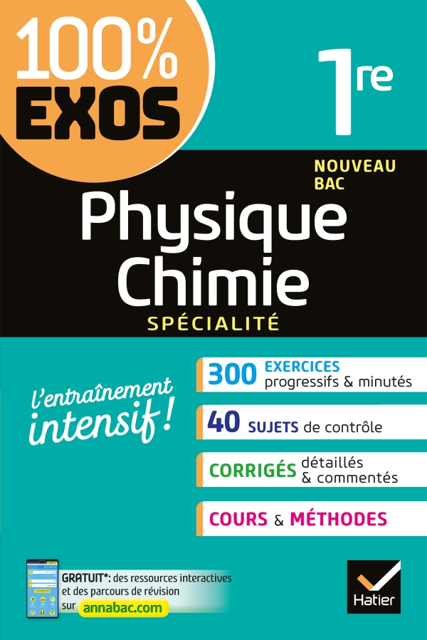 Physique-Chimie (spécialité) 1re