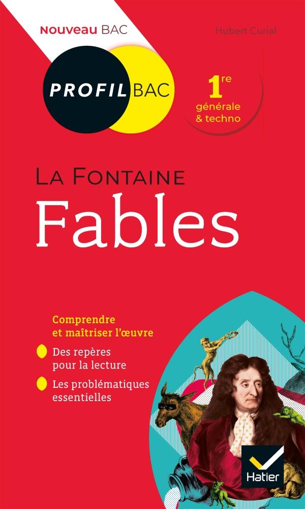 Profil - La Fontaine, Fables