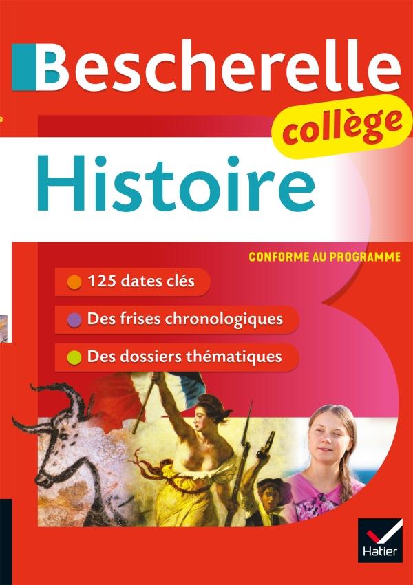 Bescherelle Histoire Collège (6e, 5e, 4e, 3e)