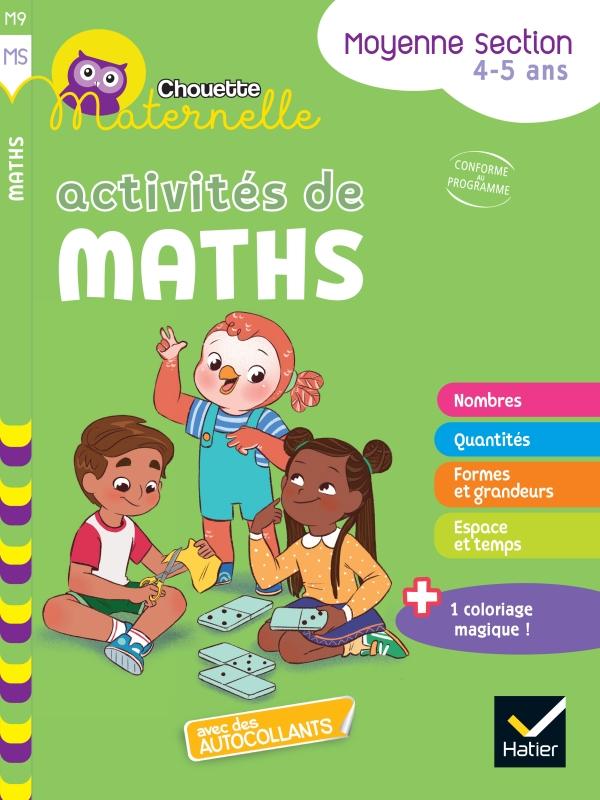 Chouette maternelle Activités de maths Moyenne Section