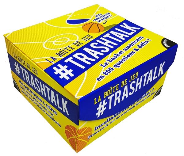 La boîte de jeu #Trashtalk