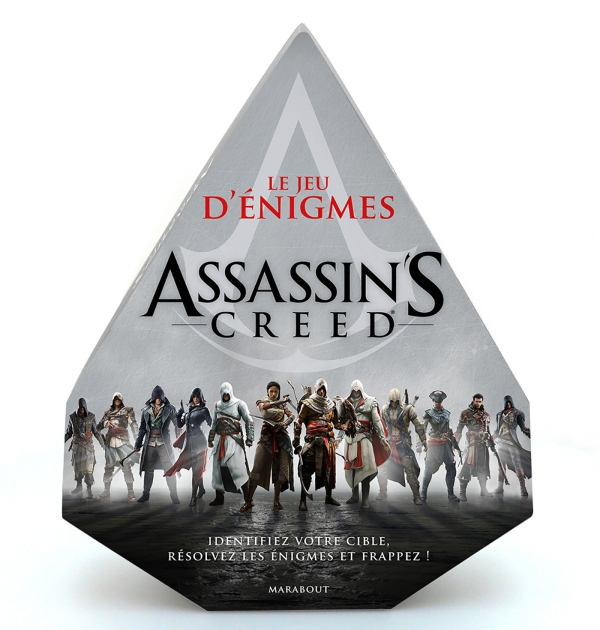 Le jeu d'énigmes Assassin's Creed