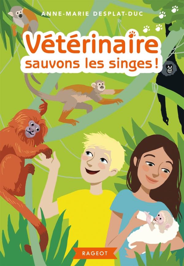 Vétérinaire sauvons les singes !