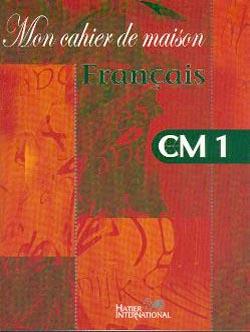 Mon Cahier De Maison Francais Cm1
