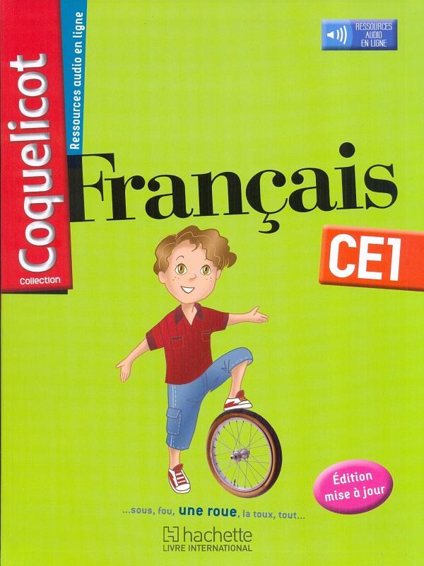 Coquelicot Francais Ce1 Eleve Nouvelle Edition