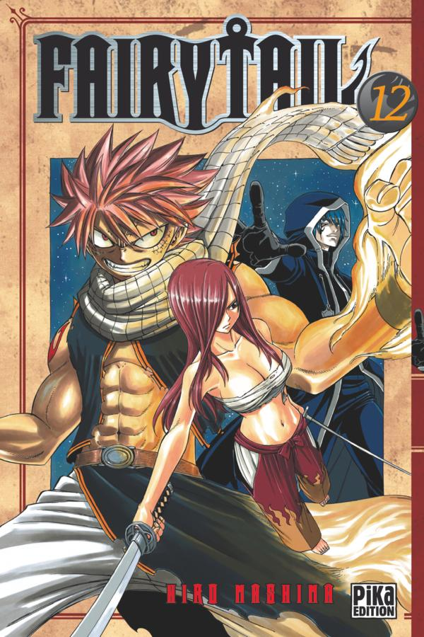 Fairy Tail T12
