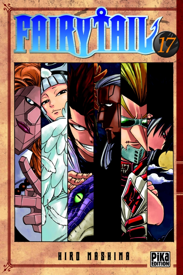 Fairy Tail T17