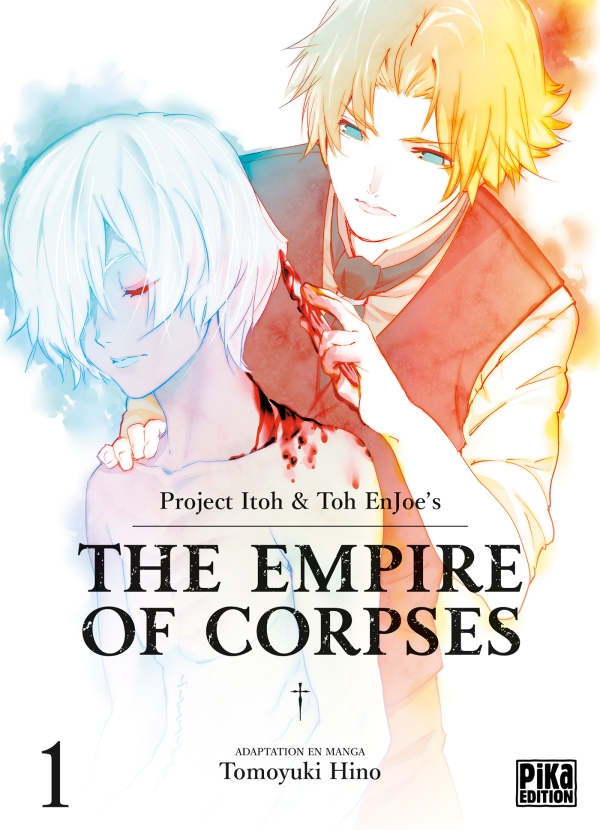 The Empire of Corpses T01