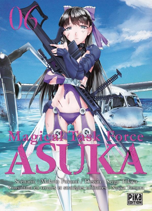 Magical Task Force Asuka T06