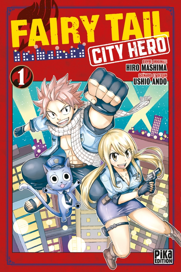 Fairy Tail - City Hero T01