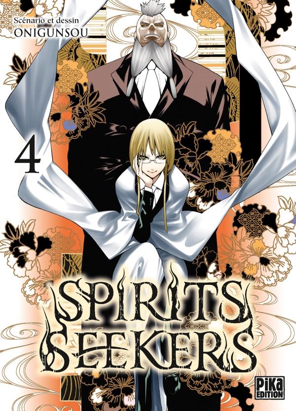 Spirits Seekers T04