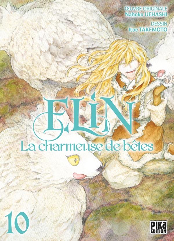 Elin, la charmeuse de bêtes T10
