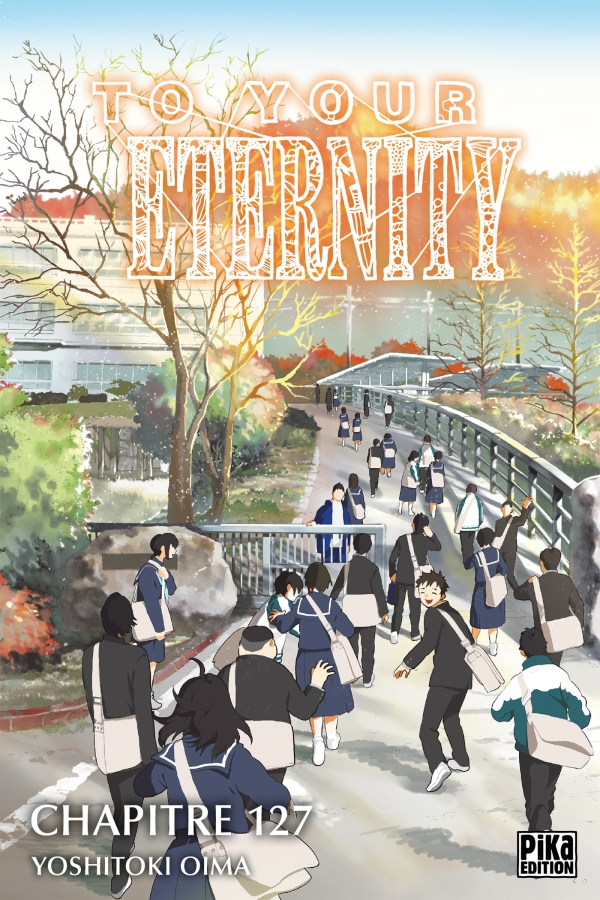 To Your Eternity Chapitre 127 (1)