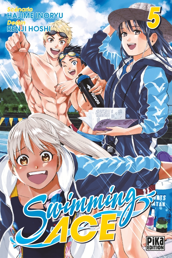 Swimming Ace T05