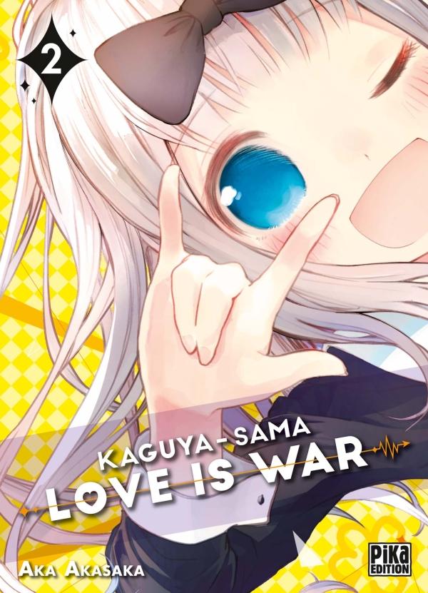 Kaguya-sama: Love is War T02