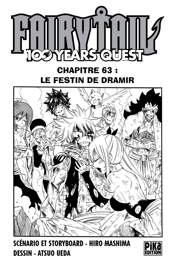 Fairy Tail - 100 Years Quest Chapitre 063