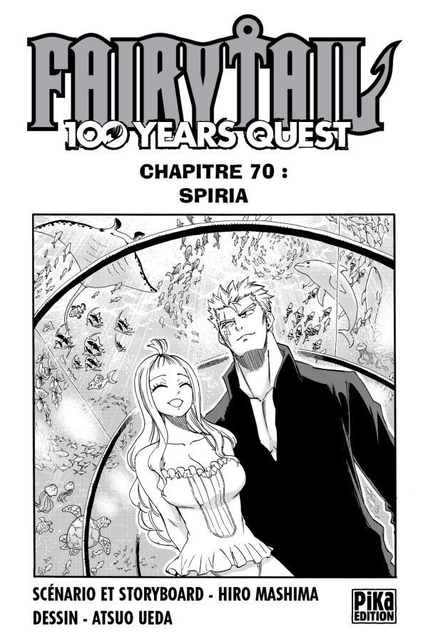Fairy Tail - 100 Years Quest Chapitre 070