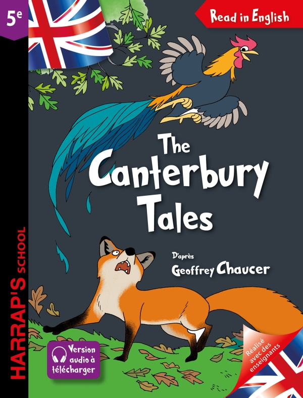 Harrap's The Canterbury tales 5e