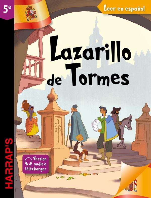 Harrap's Lazarillo de Tormes / 5e