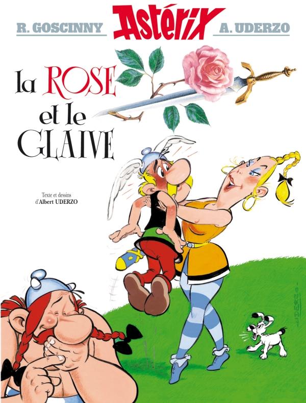 Asterix - La Rose et le glaive - n°29