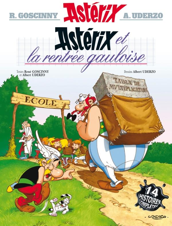 Astérix - Astérix et la rentrée gauloise - n°32