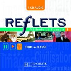 Reflets 1 - CD audio classe