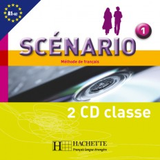 Scénario 1 - CD audio classe (x2)