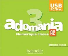 Adomania 3 : Manuel numérique enseignant