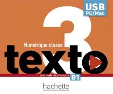 Texto 3 : Manuel numérique enseignant (clé USB)