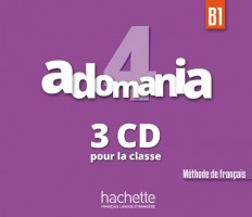 Adomania 4 - CD Audio Classe