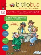 Le Bibliobus N° 36 CE2 - Histoires policières - Cahier élève - Ed. 2013