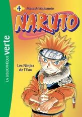 Naruto 04 NED - Les Ninjas de l'Eau